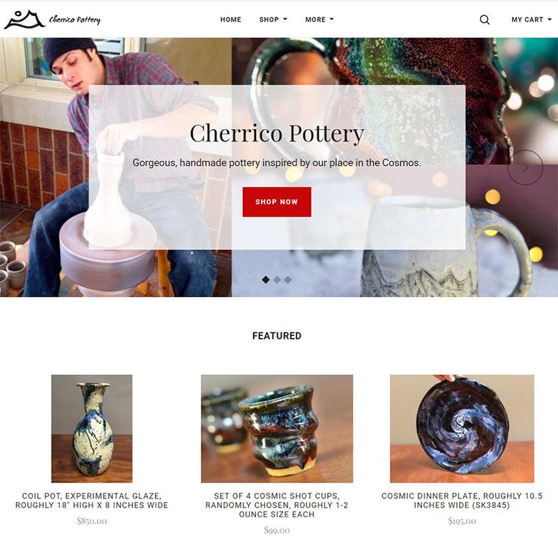 Cherrico Pottery